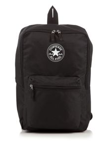 Converse Horizontal zip back pack