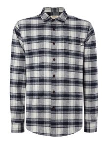 Farah Stewart regular fit check shirt