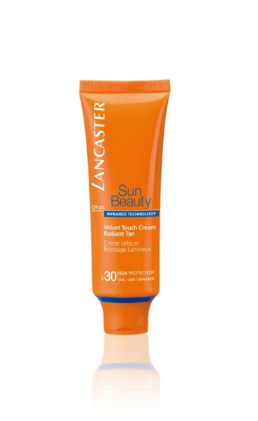 Lancaster Velvet Touch Cream Radiant Tan Face SPF30 50ml