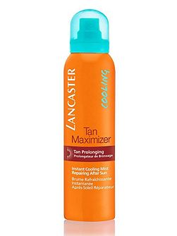 Lancaster Tan Maximiser Cooling Mist Repairing After Sun