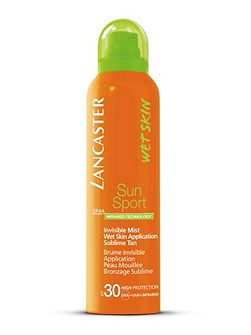 Invisible Mist Wet Skin Sublime Tan Body SPF30