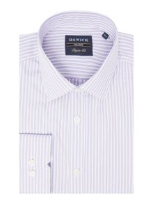 Howick Tailored Bradley Multi Stripe Shirt