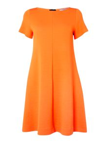 Marella Frank boat neck shift dress