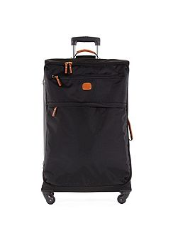 X-Travel 77cm trolley 4 wheel large suitcase