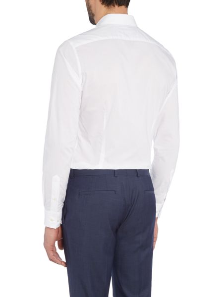 Kenneth Cole Quincy Insert Chest Panel Shirt