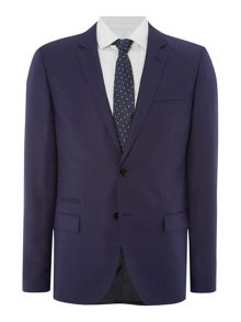 Single Breasted Adris/Heibo Blue Suit