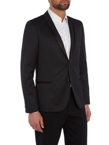 Hugo Dinner Jacket with Satin Trim