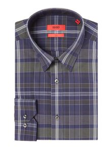 Hugo Slim Fit Check Shirt