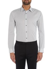 Hugo Slim Fit Geo Shirt