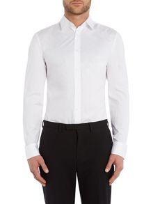 Hugo Slim Fit Solid Shirt