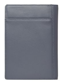Mini me grey passport cover
