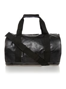 All over logo holdall