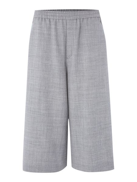 Hugo Boss Wide culottes with elasticated waist and pockets