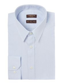 Corsivo Emido Textured Check Shirt
