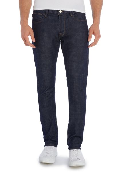 Paul Smith Jeans Tapered Fit Rinse Wash Jeans
