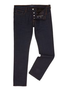 Paul Smith Jeans Tapered Fit Black Wash Jeans