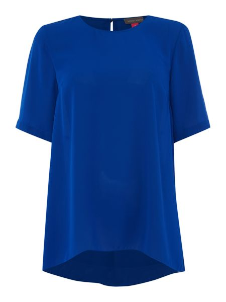 Vince Camuto Short sleeve shell top