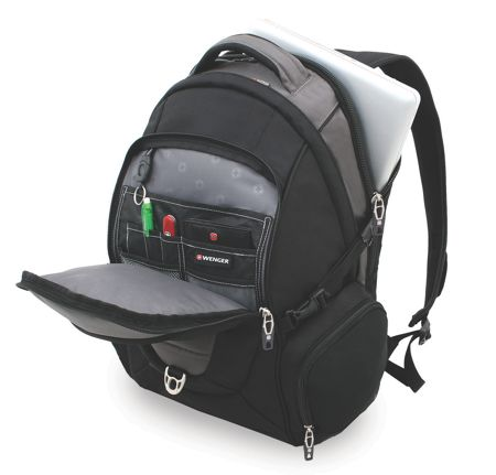 Wenger 17 laptop & tablet backpack