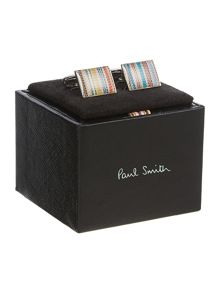 Paul Smith London Multistitch cufflink