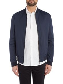Kenneth Cole Trevion Nylon Bomber Jacket
