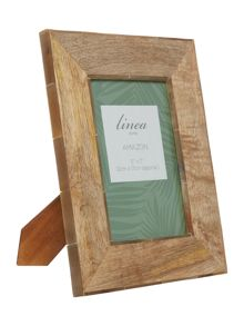 Linea Wood and bone frame 5x7