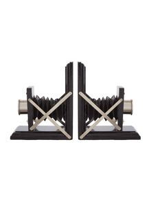 Linea Camera Bookends