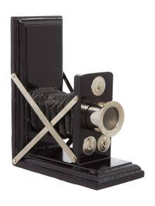 Camera Bookends