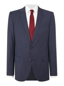 Single Breasted Huge Genius Check Suit