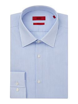 Slim Fit Business Stripe Shirt