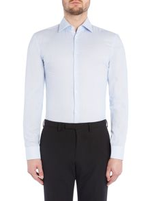 Hugo Slim Fit Business Stripe Shirt