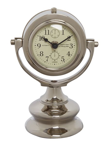 Linea Nautical Clock