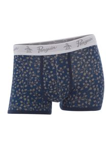 Floral and plain trunk 2 pack