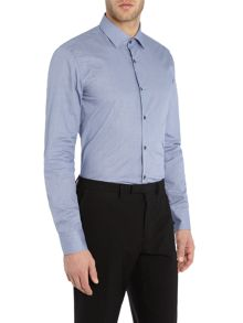 Hugo Slim Fit Business Check Shirt
