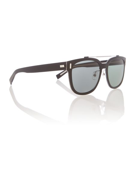 Dior Sunglasses CD blackTIE2.0S H male black aviator sunglasses