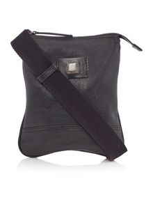 Brilt small cross body leather bag