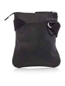 Hugo Boss Brilt small cross body leather bag