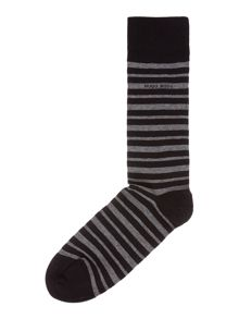 Hugo Boss Marc design stripe socks