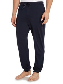 Hugo Boss Cuffed check jersey pyjama pants