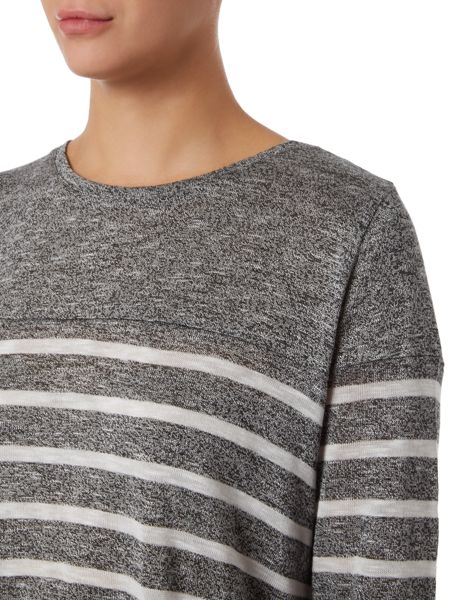 Linea Weekend Cavern Double Layer Top