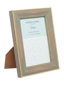 Dickins & Jones Coloured Wood frame 5x7