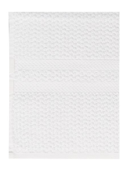 Gray & Willow White hand towel