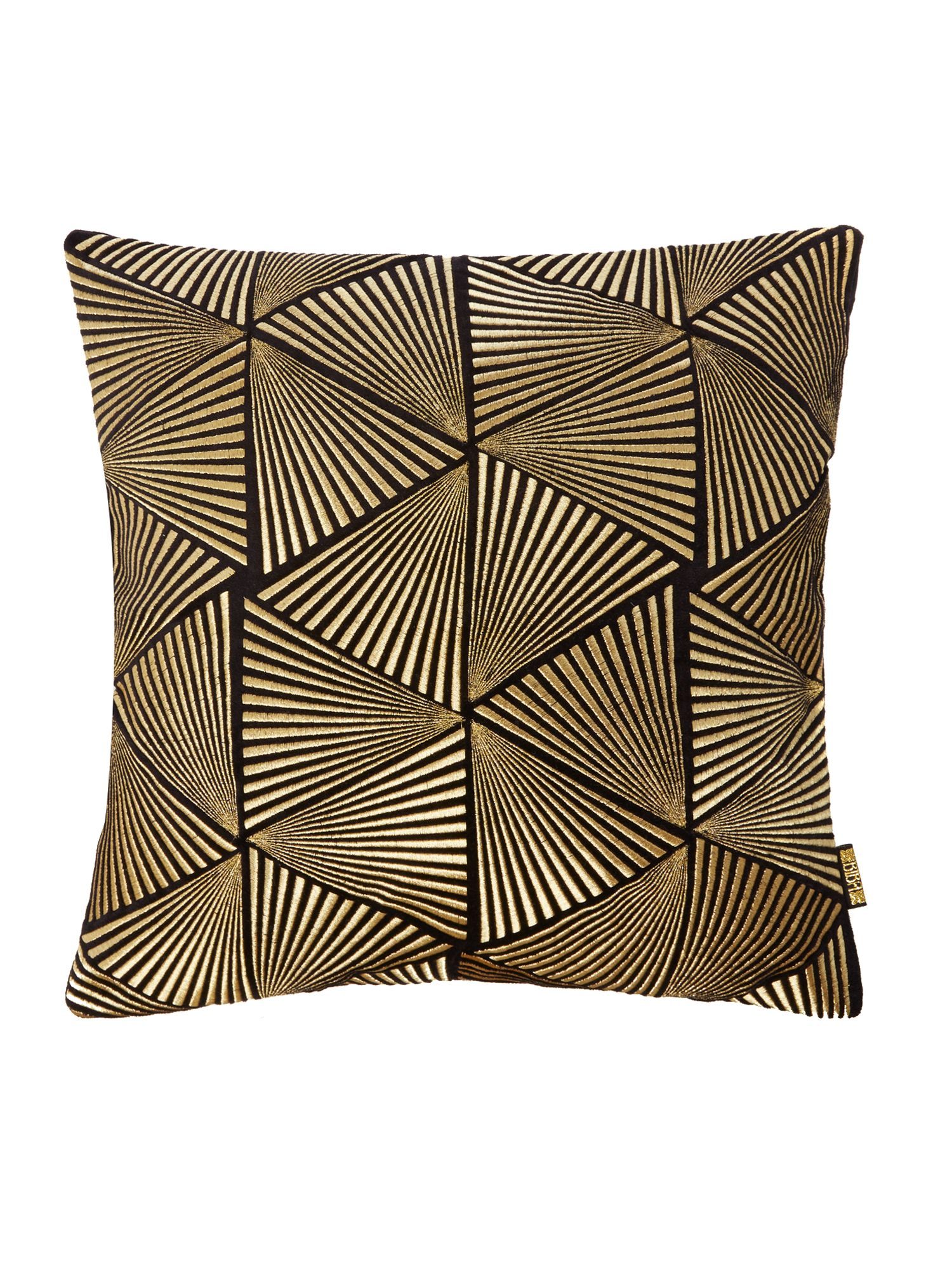 biba modern fan cushion gay times uk. Black Bedroom Furniture Sets. Home Design Ideas