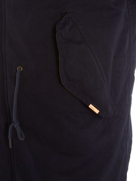 Jack & Jones Parka Zip through Jacket