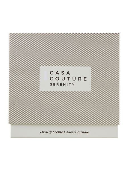 Casa Couture Serenity Scented Statement Candle