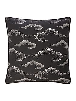 Embroidered Cloud Cushion