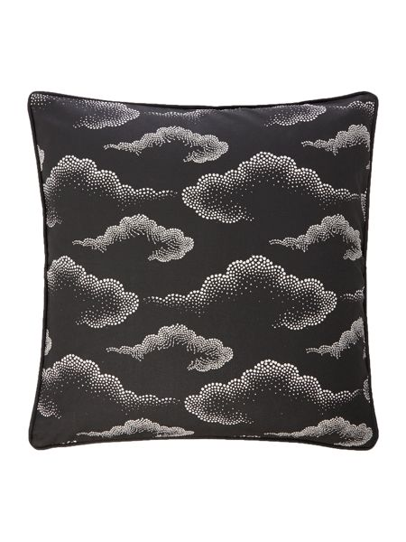 Living by Christiane Lemieux Embroidered Cloud Cushion