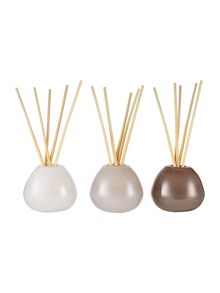 Casa Couture Scented Mini Reed Diffuser Trio Gift Set