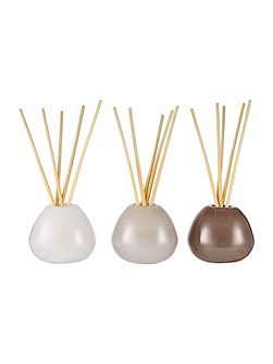 Scented Mini Reed Diffuser Trio Gift Set