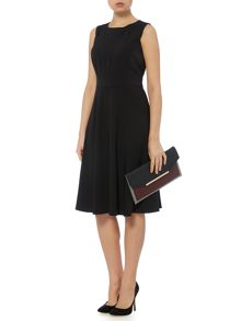 Sarah soft tailored dress
