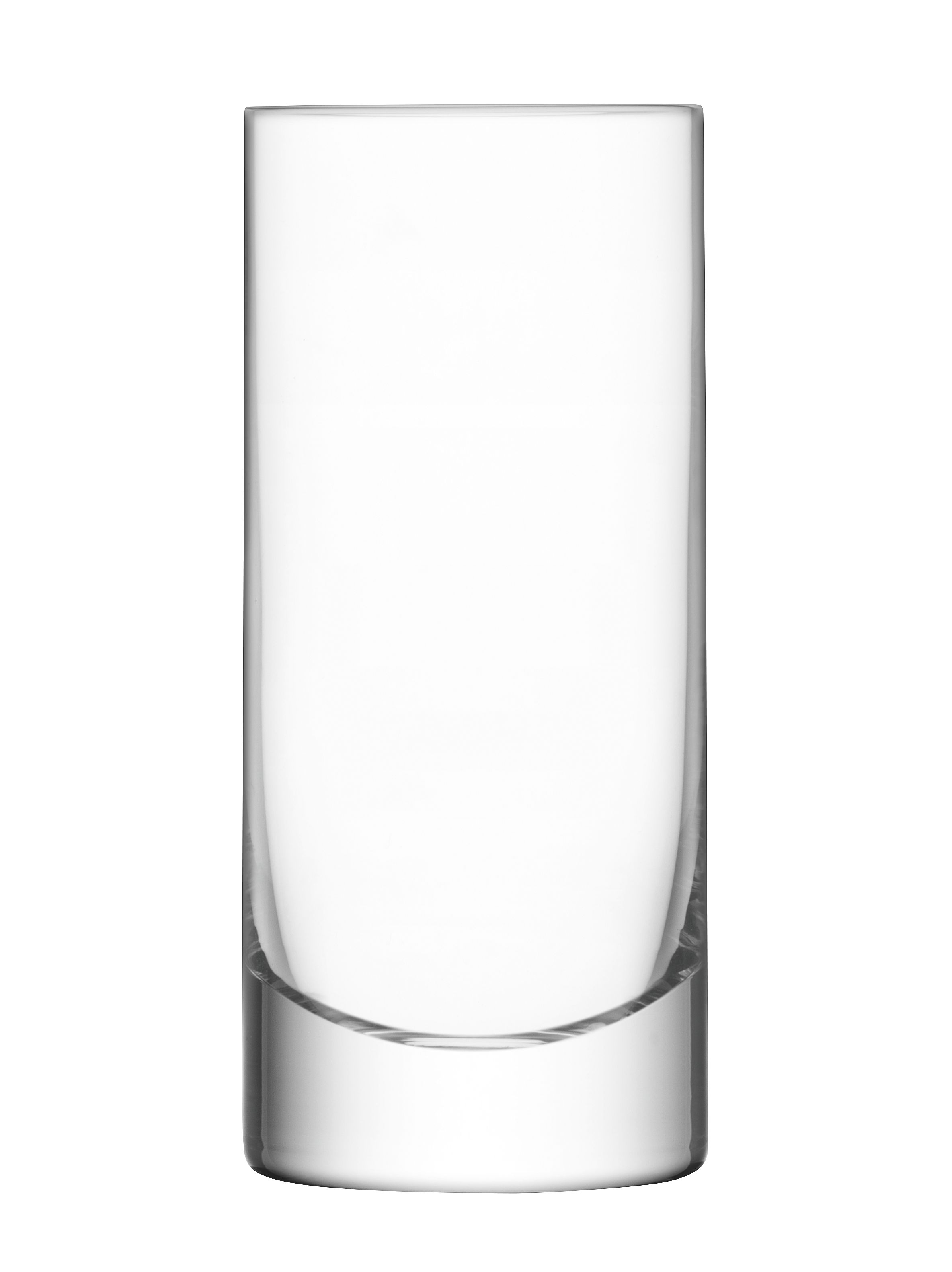 Image of LSA Bar clear highball 420ml set of 4